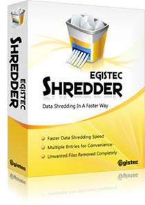 Egistec shredder